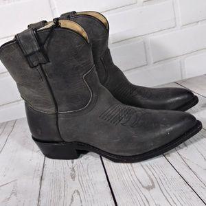 Frye Women Boots Billy Short Cowboy